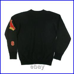 1940's Chicago Cardinals Game Used Vintage Sideline Football Sweater