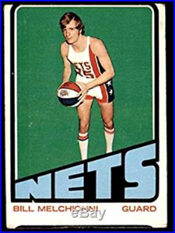 1971-72 Bill Melchionni ABA New York NETS Game-Used'25' JERSEY Game WORN