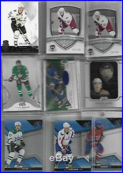 200+ Huge Hockey Card Lot Auto, GU, Jersey, Relic, Patch, Stick, THE CUP, ROOKIES, RC