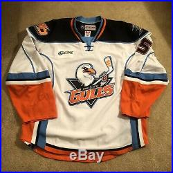 2017-18 San Diego Gulls Marcus Pettersson Game Used Jersey, Penguins, Ducks