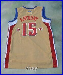 Adidas 2008 NBA All Star Game Dever Nuggets Carmelo Anthony #15 Jersey Size L
