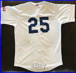 Byron Buxton Game Used Rochester Red Wings Minor League Flower City Jersey w COA