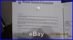 Cleveland Cavaliers Alex Burks NBA Game worn game used Cavs jersey MEIGRAY