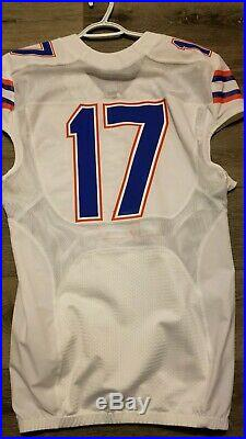 Florida Gators Game Used / Worn Authentic Team Issued Jersey