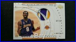 Kobe Bryant 2002-03 Upper Deck Ultimate Collection Patch Game-used Jersey #32/50