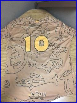 Legends Of The Hidden Temple Jersey Game Used Brooklyn Cyclones Nickelodeon XL