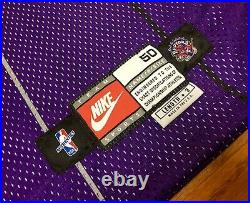 Marcus Camby NBA Toronto Raptors 97/98 Game Used/Worn Jersey Vince Carter