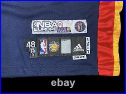 Memphis Grizzlies Jacobsen Game Worn Used Jersey And Shorts Nba Europe Spain