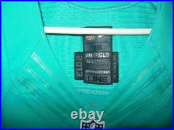 Miami Dolphins Game Used Football Jersey