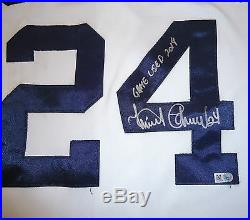 Miguel Cabrera Game Used 2014 Home Jersey Autographed and Inscribed