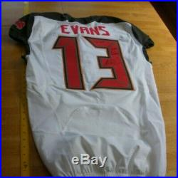 Mike Evans GAME USED jersey 2015 Tampa Bay Buccaneers NFL Signed