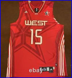 Rare Vintage Adidas NBA Denver Nuggets Carmelo Anthony 2010 All Star Game Jersey
