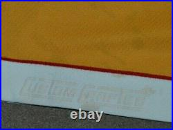 Ron Hoover St. Louis Blues 1992 Game Worn Used Patched Jersey LOA