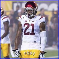 Sua Cravens Game Used USC trojans Jersey Game Worn Jersey