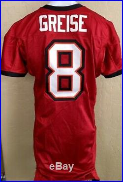 Tampa Bay Buccaneers Game Used/Issued Jersey