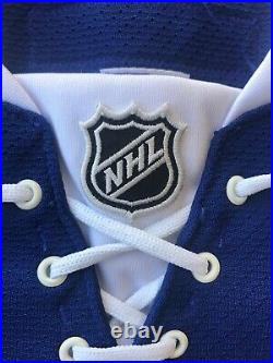 Tampa Bay Lightning Tyler Johnson 2016-2017 Game Used Worn NHL Jersey with LOA