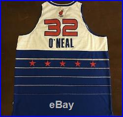 Vintage Reebok NBA 2006 All Star Game Miami Heat Shaquille ONeal Jersey