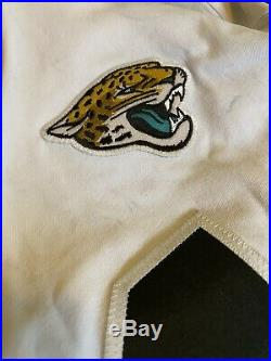 Yannick Ngakoue Game Used Jersey Jacksonville Jaguars Game Worn
